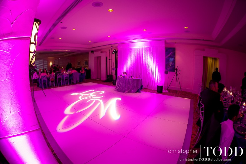 wedding photography at waterfront hilton huntington Beach, california
