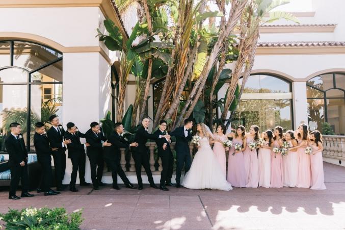 Paul and Stephanie Wedding - Carissa Woo Photography-310
