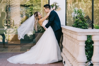Paul and Stephanie Wedding - Carissa Woo Photography-326