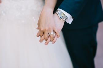 Paul and Stephanie Wedding - Carissa Woo Photography-332