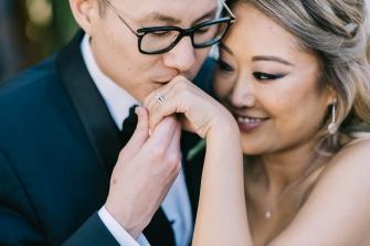 Paul and Stephanie Wedding - Carissa Woo Photography-333