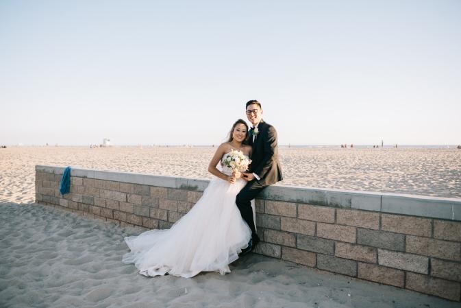 Paul and Stephanie Wedding - Carissa Woo Photography-622