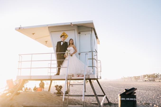 Paul and Stephanie Wedding - Carissa Woo Photography-644