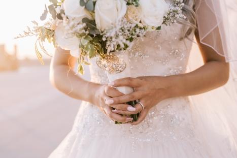Paul and Stephanie Wedding - Carissa Woo Photography-691