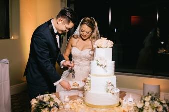 Paul and Stephanie Wedding - Carissa Woo Photography-896